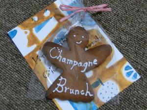 シャンパンクッキー